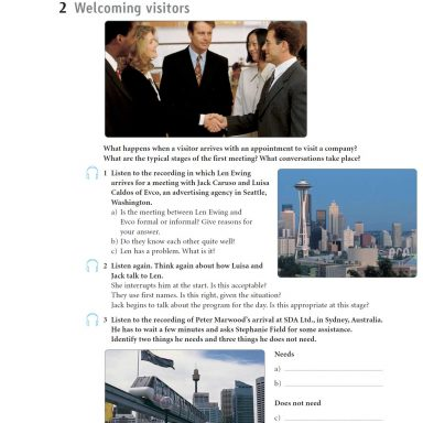 Business English book sample 3